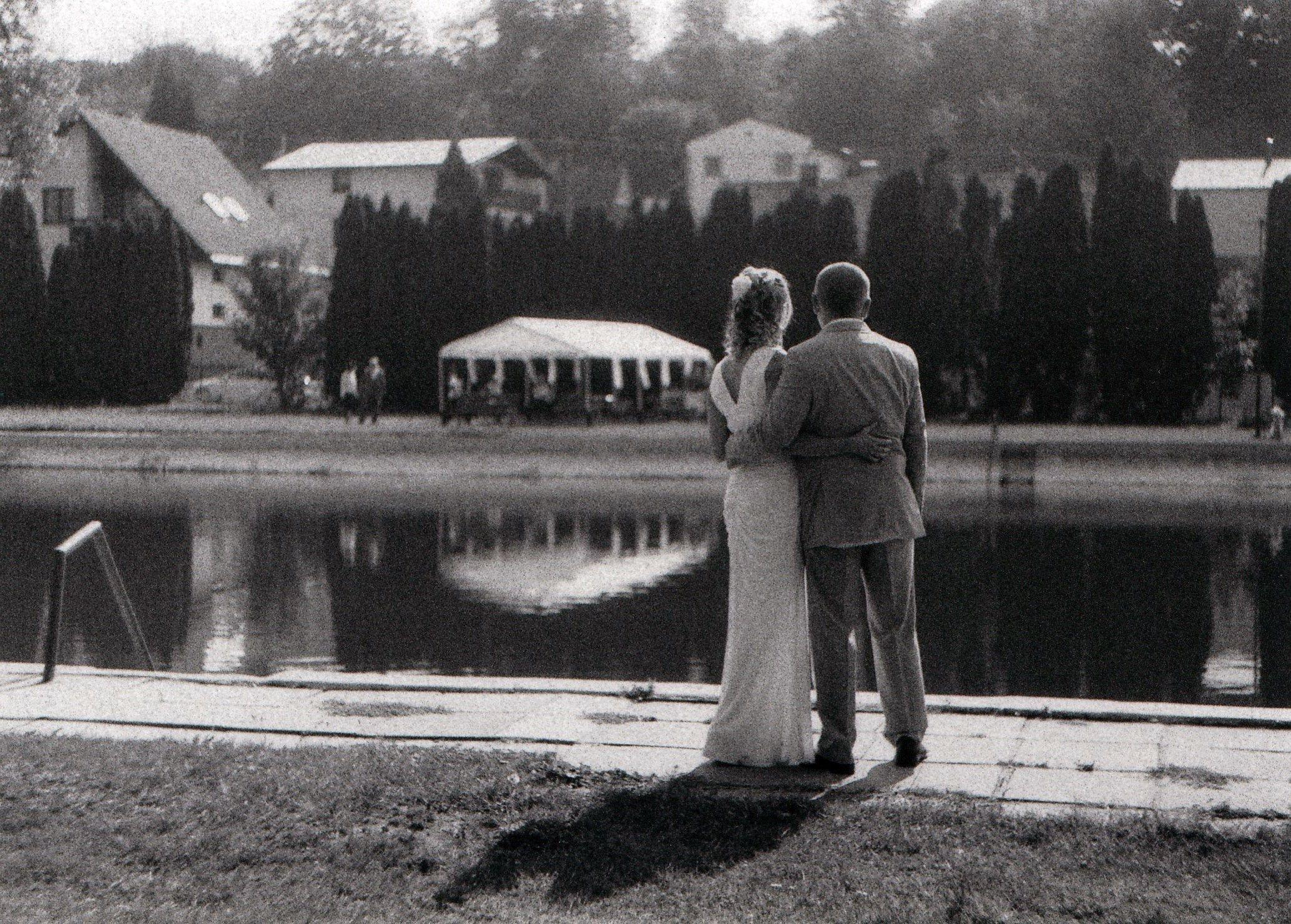 Svatební foto Marcelka a René