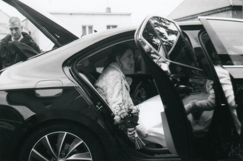 Bára a Luděk Svatební foto  (1)