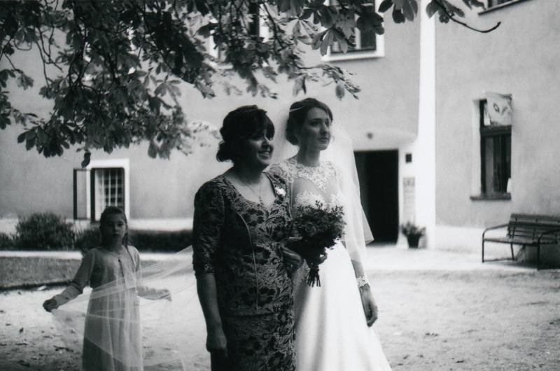 Bára a Luděk Svatební foto  (10)