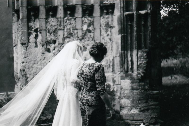 Bára a Luděk Svatební foto  (11)