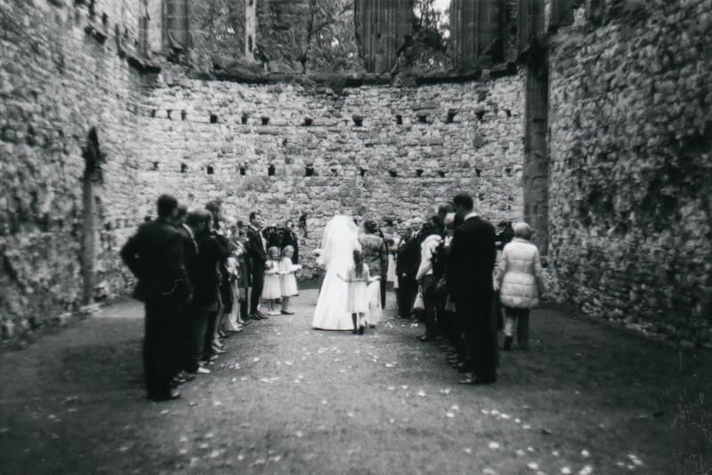 Bára a Luděk Svatební foto  (12)