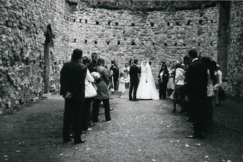 Bára a Luděk Svatební foto  (13)