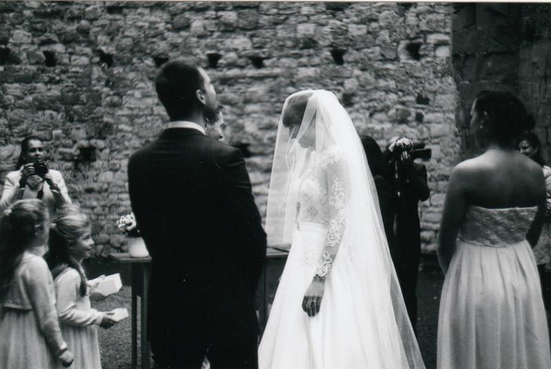 Bára a Luděk Svatební foto  (14)