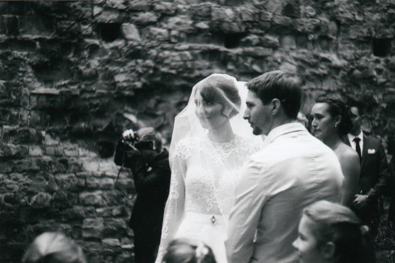 Bára a Luděk Svatební foto  (15)