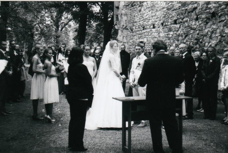 Bára a Luděk Svatební foto  (17)