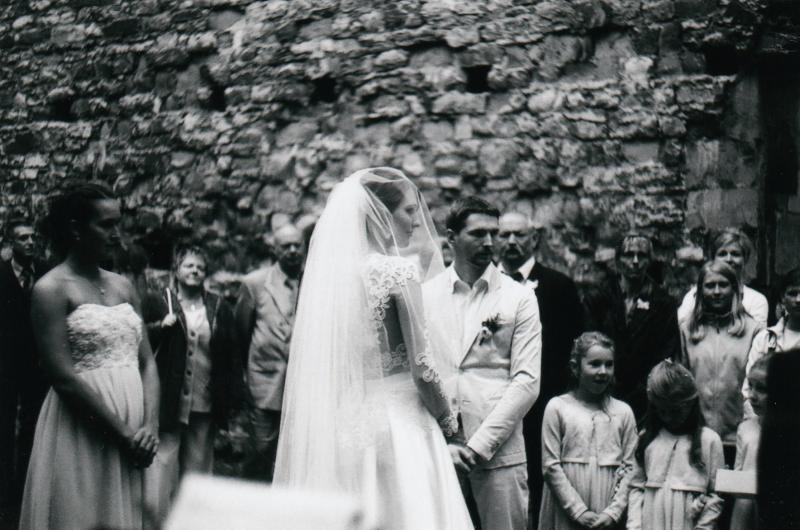 Bára a Luděk Svatební foto  (18)