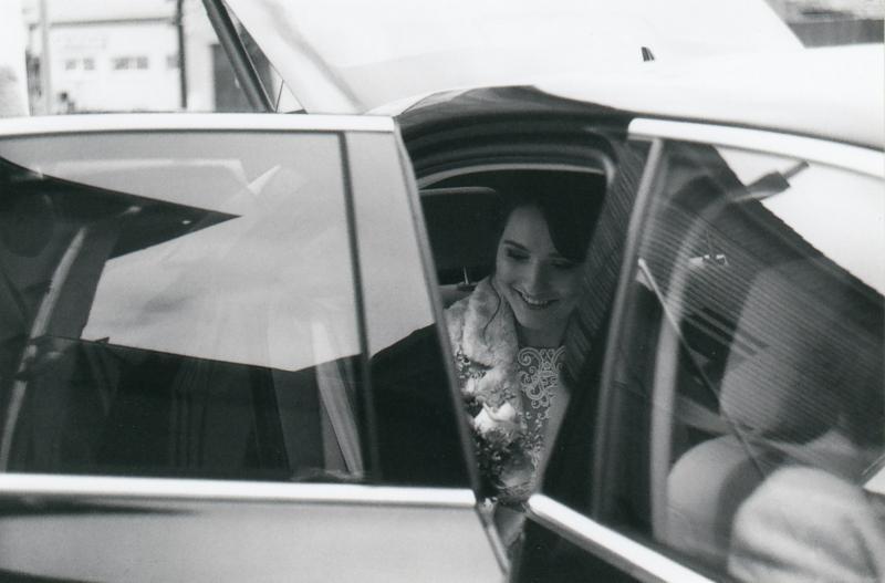 Bára a Luděk Svatební foto  (2)