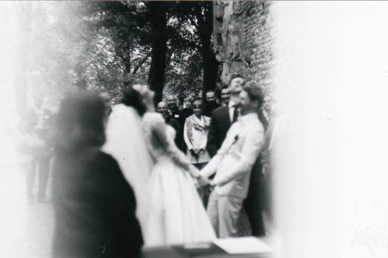 Bára a Luděk Svatební foto  (20)