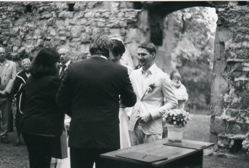 Bára a Luděk Svatební foto  (24)