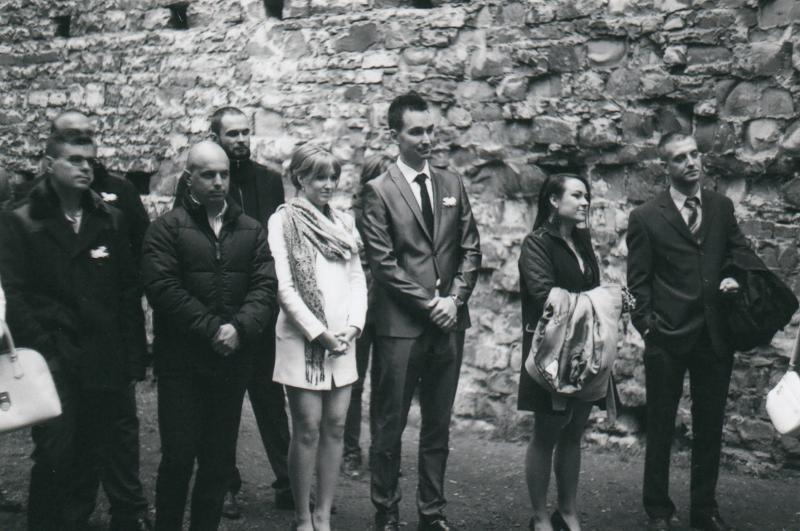 Bára a Luděk Svatební foto  (25)