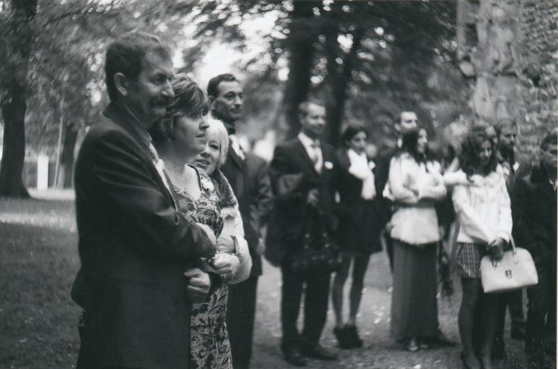 Bára a Luděk Svatební foto  (26)