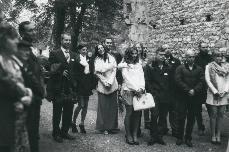 Bára a Luděk Svatební foto  (27)