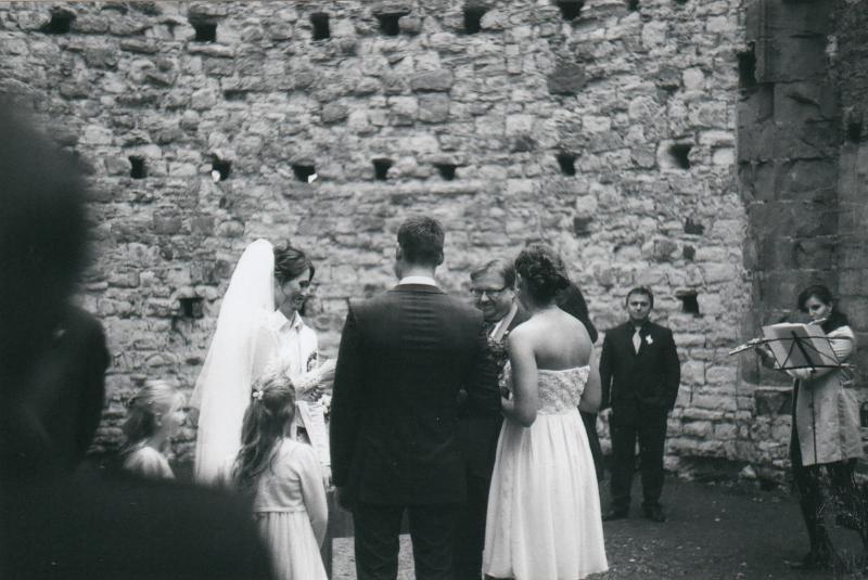 Bára a Luděk Svatební foto  (28)