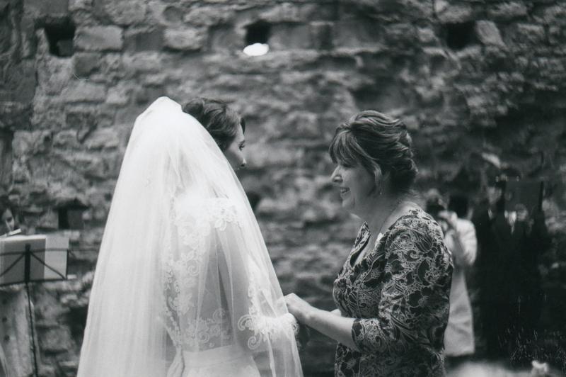 Bára a Luděk Svatební foto  (29)