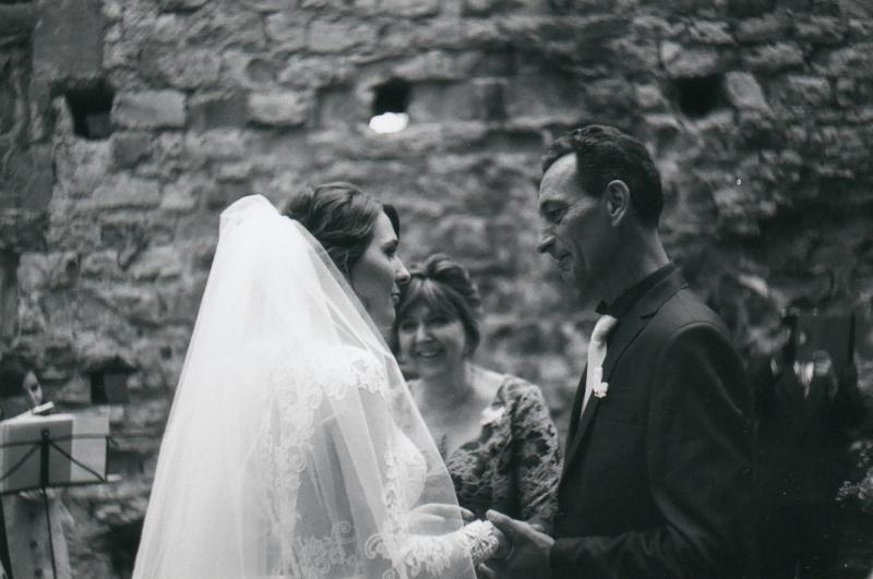 Bára a Luděk Svatební foto  (30)