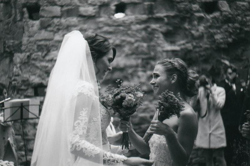 Bára a Luděk Svatební foto  (31)