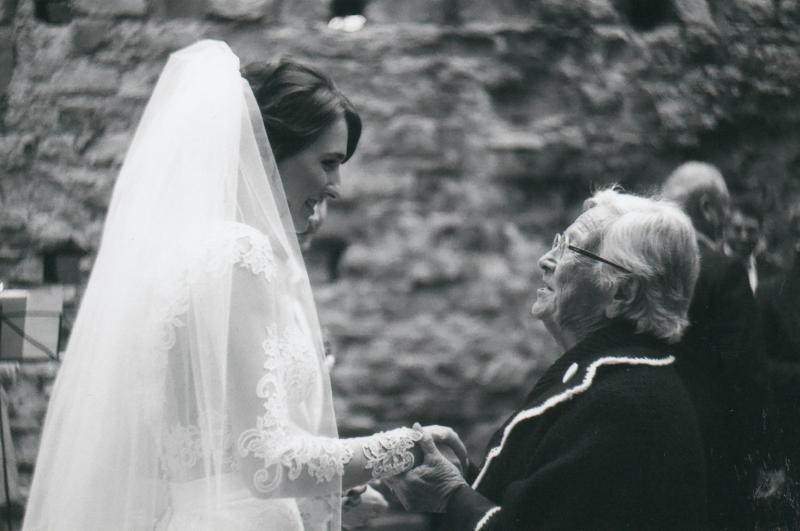 Bára a Luděk Svatební foto  (32)