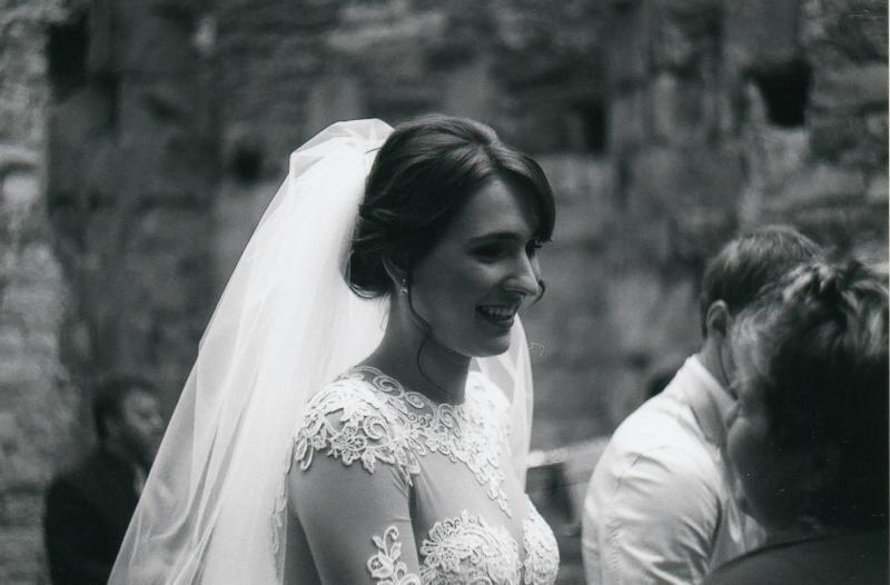 Bára a Luděk Svatební foto  (33)