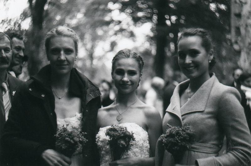Bára a Luděk Svatební foto  (36)