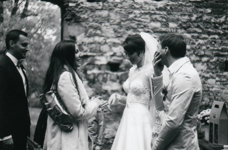 Bára a Luděk Svatební foto  (38)