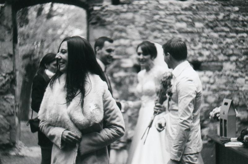 Bára a Luděk Svatební foto  (39)