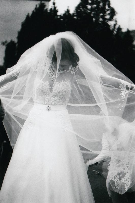 Bára a Luděk Svatební foto  (4)