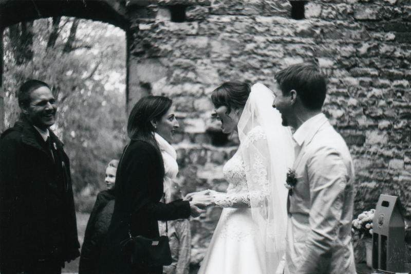 Bára a Luděk Svatební foto  (40)