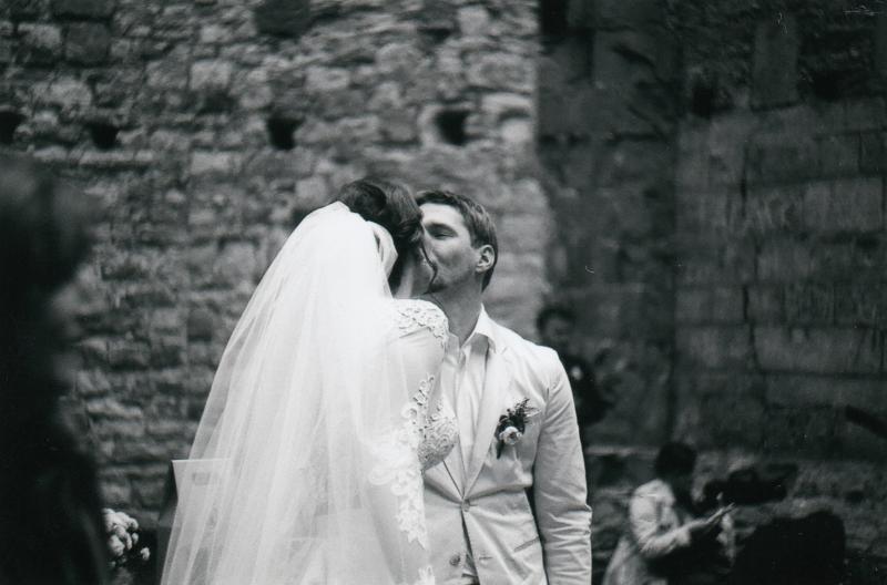 Bára a Luděk Svatební foto  (41)