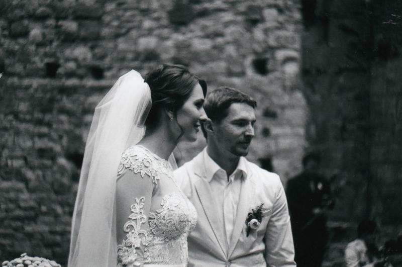 Bára a Luděk Svatební foto  (43)