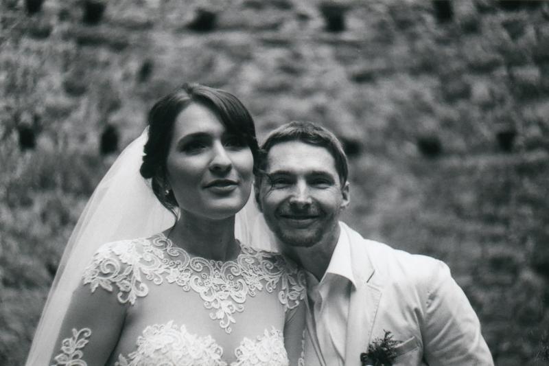 Bára a Luděk Svatební foto  (44)