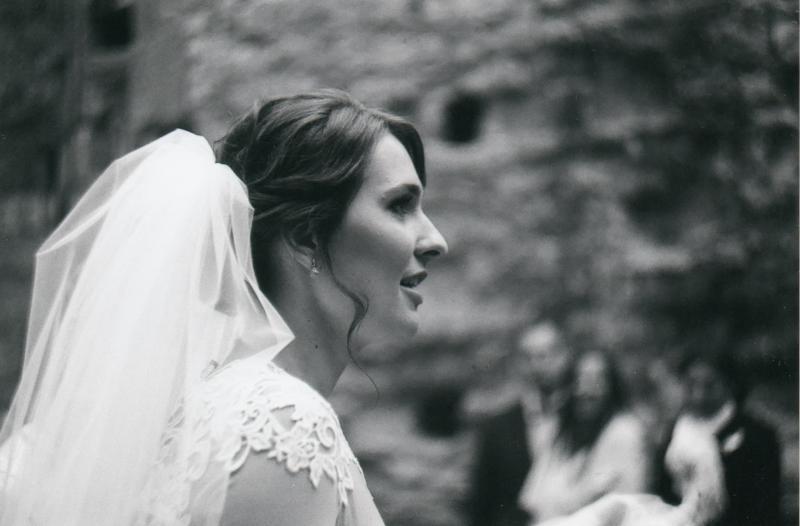 Bára a Luděk Svatební foto  (45)