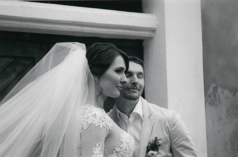 Bára a Luděk Svatební foto  (46)