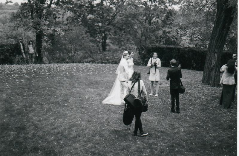 Bára a Luděk Svatební foto  (47)