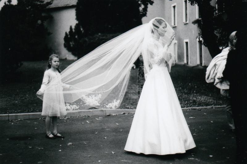 Bára a Luděk Svatební foto  (5)