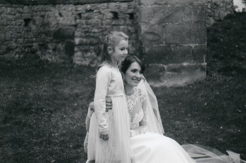 Bára a Luděk Svatební foto  (50)