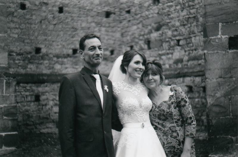 Bára a Luděk Svatební foto  (51)