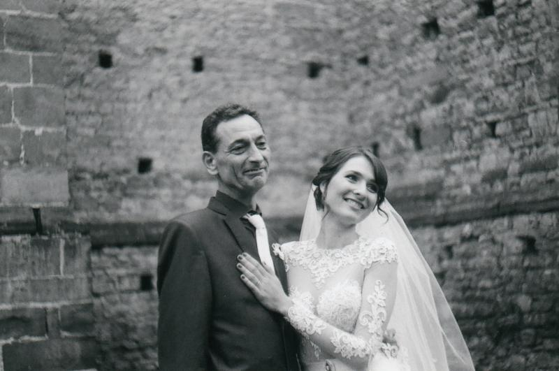 Bára a Luděk Svatební foto  (52)