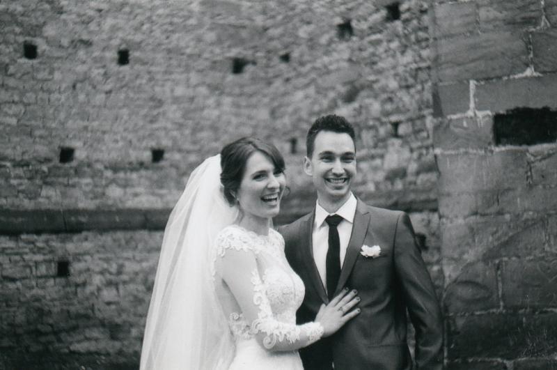 Bára a Luděk Svatební foto  (53)