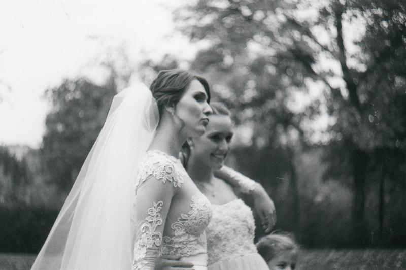 Bára a Luděk Svatební foto  (58)