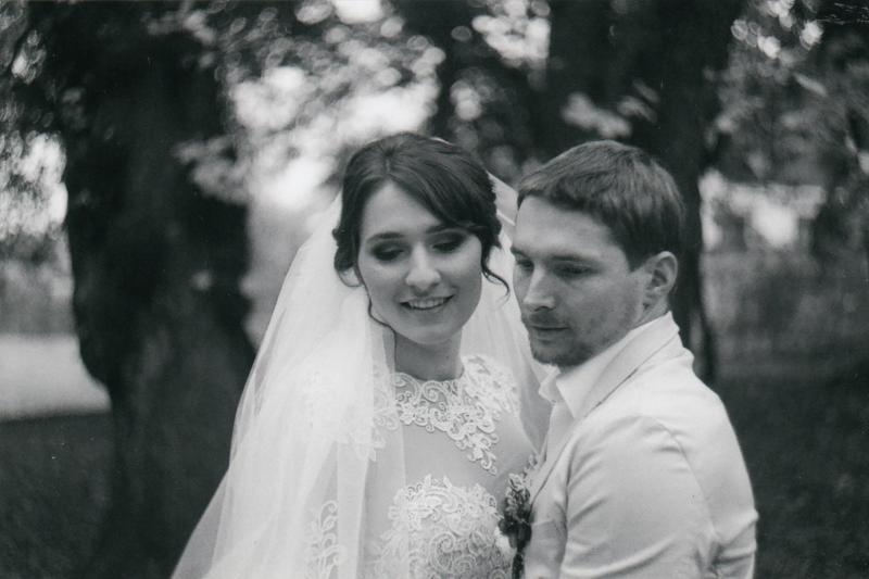 Bára a Luděk Svatební foto  (59)