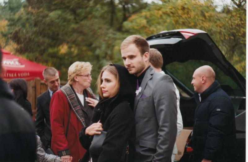 Bára a Luděk Svatební foto  (62)