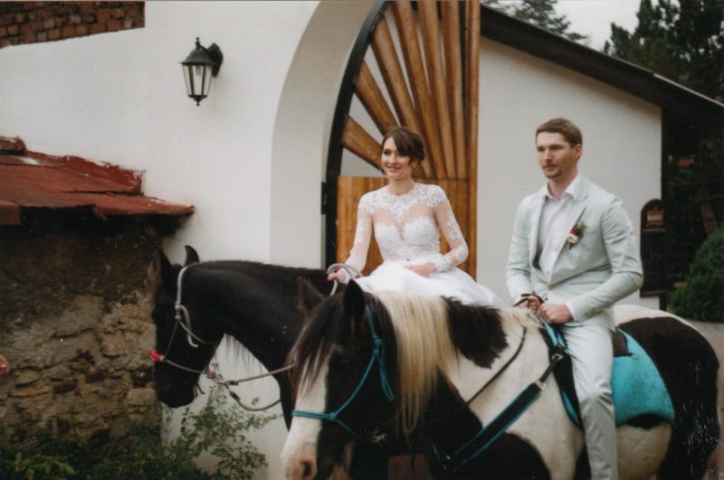 Bára a Luděk Svatební foto  (64)