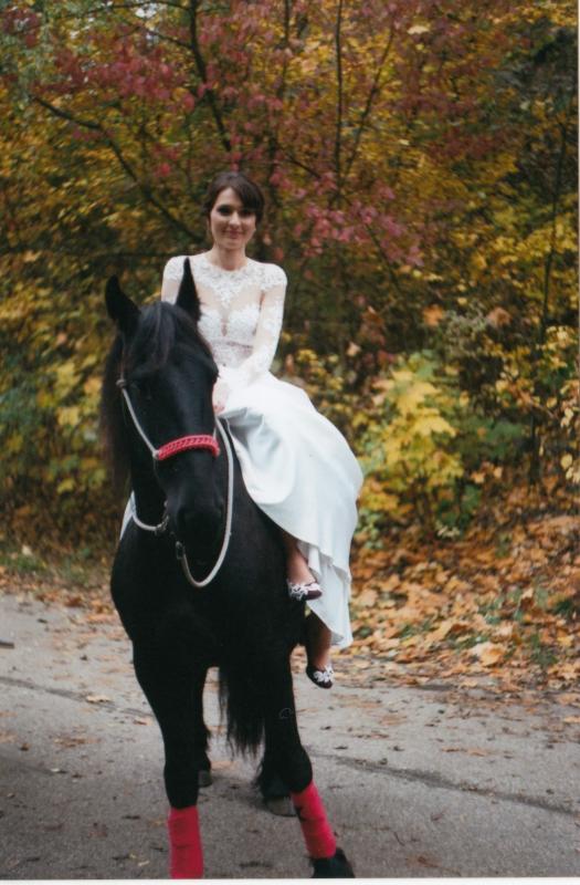 Bára a Luděk Svatební foto  (69)