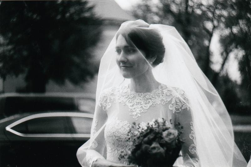 Bára a Luděk Svatební foto  (7)