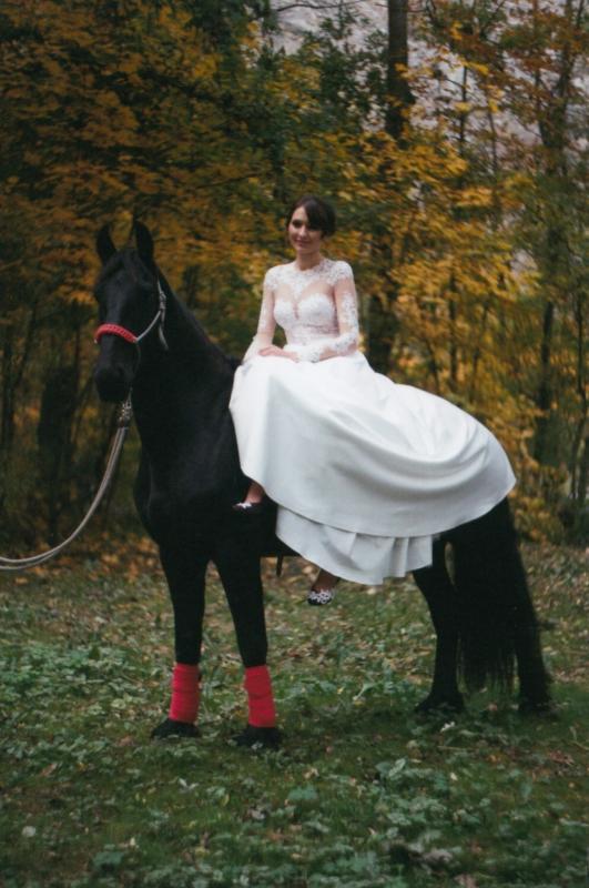 Bára a Luděk Svatební foto  (70)