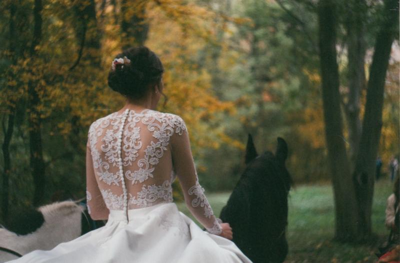 Bára a Luděk Svatební foto  (72)
