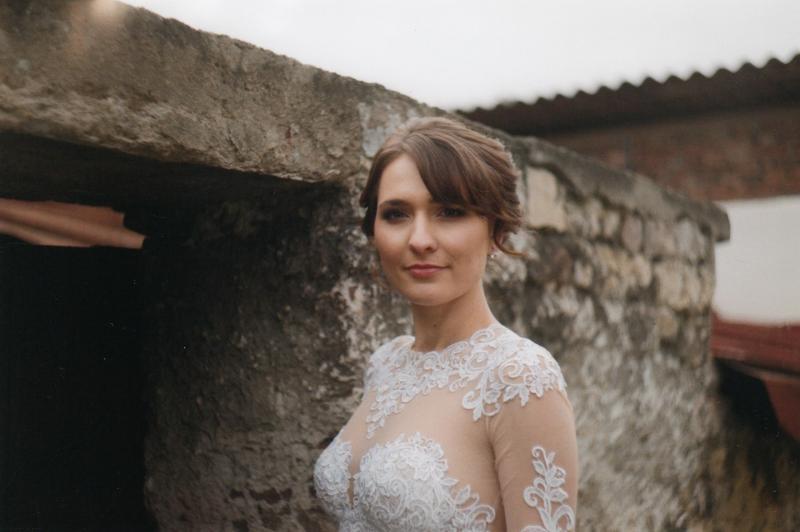Bára a Luděk Svatební foto  (77)