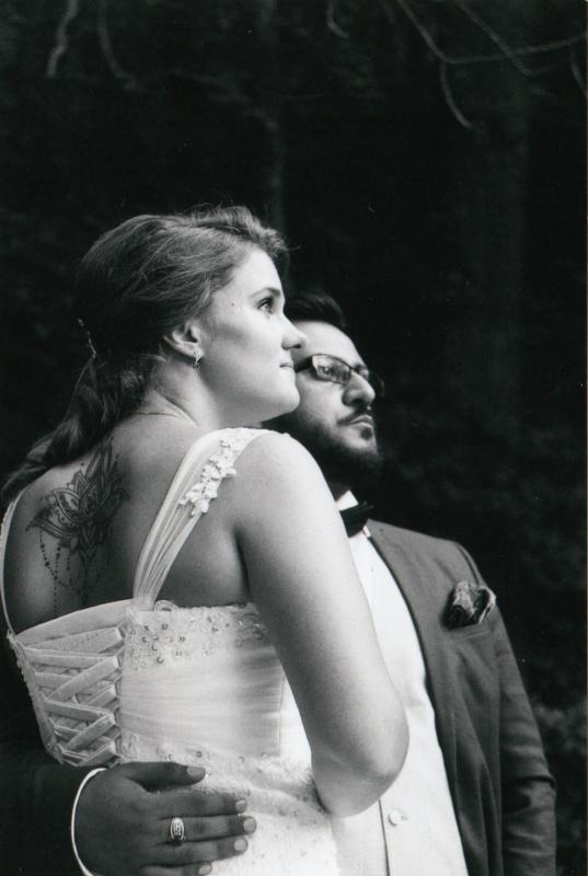 Hamid a Tereza - svatební foto  (10)