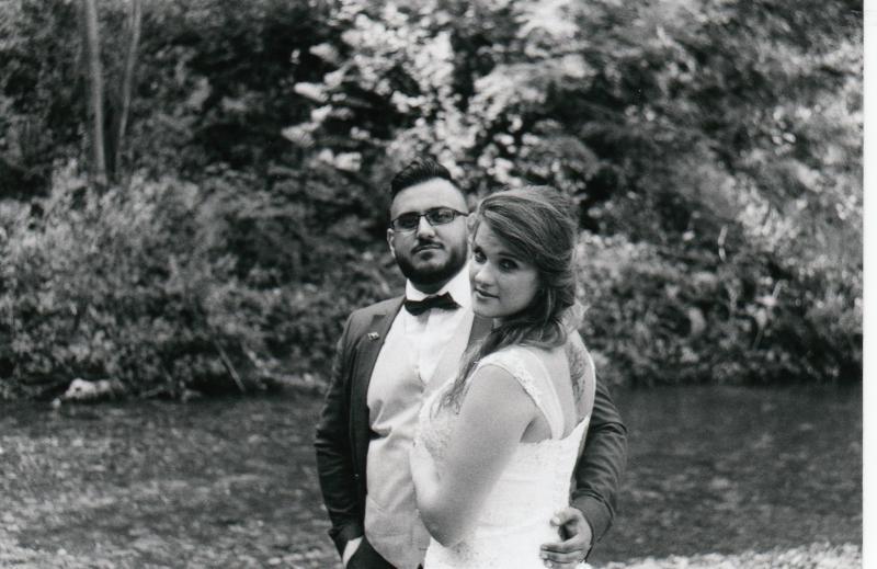 Hamid a Tereza - svatební foto  (6)