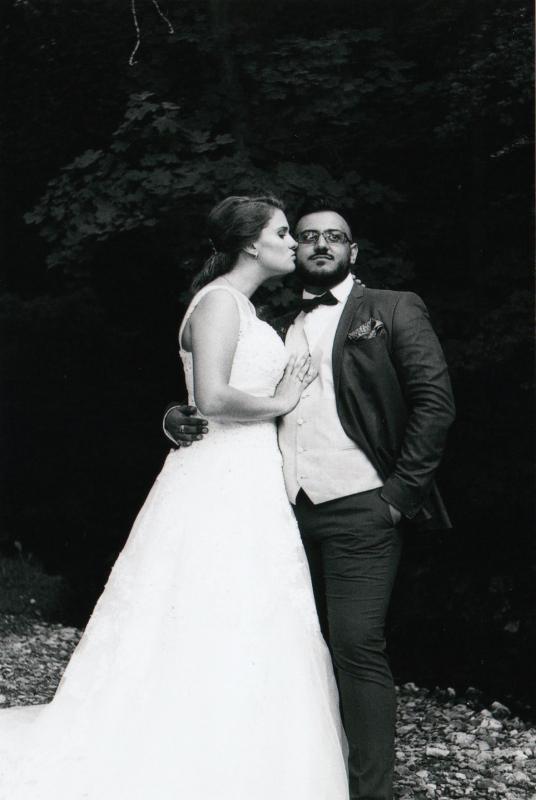 Hamid a Tereza - svatební foto  (7)